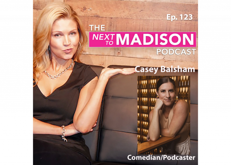 Comedian Casey Balsham on Comedy, Fertility Struggles & More!